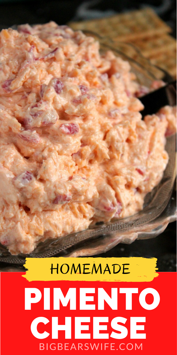 Every good southern woman should have a homemade Pimento Cheese recipe in her back pocket! With the recipe from my grandmother's recipe box and a few tests in the kitchen, I made some of the best we've ever had!