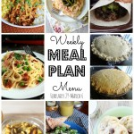 Weekly Meal Plan – February 29 – March 6th