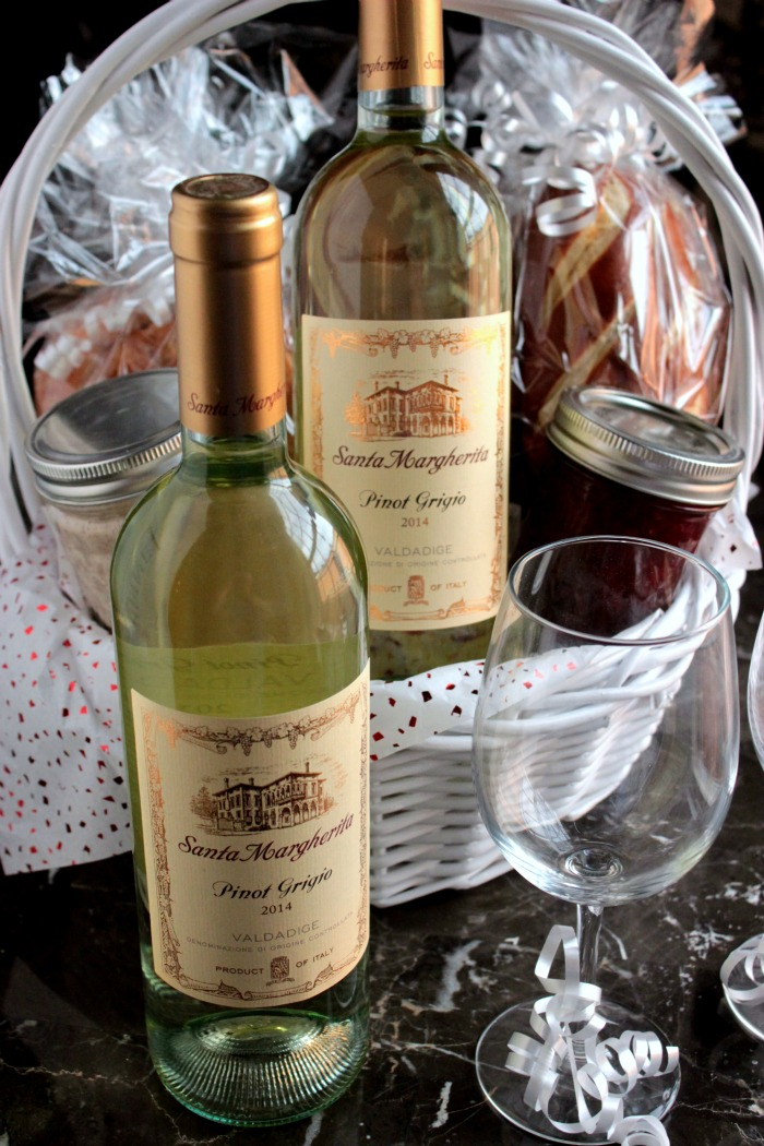 Wine Brunch Gift Basket - Make Your Own Gift Basket