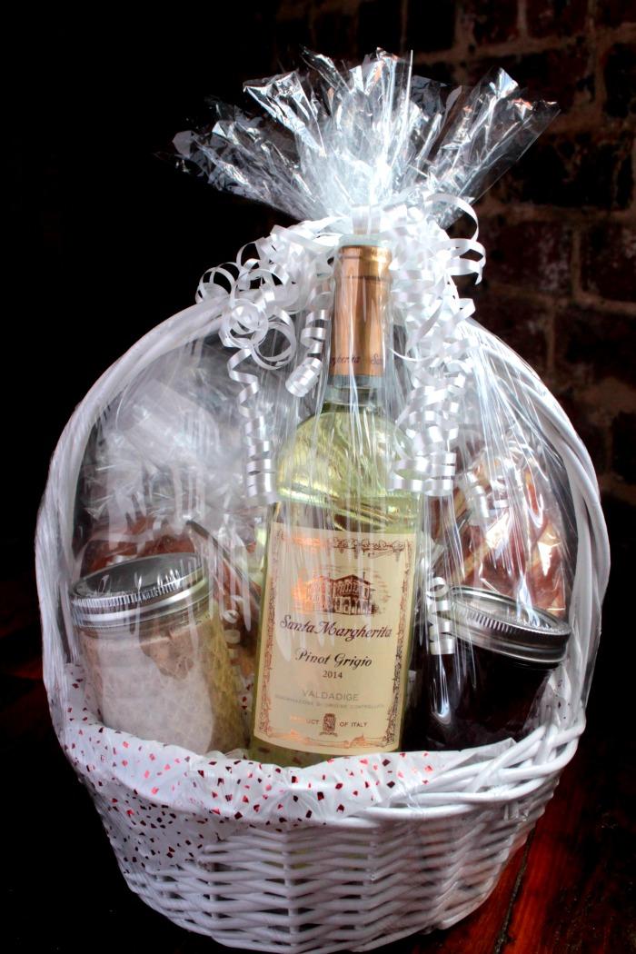 Wine Brunch Gift Basket Make Your Own Gift Basket