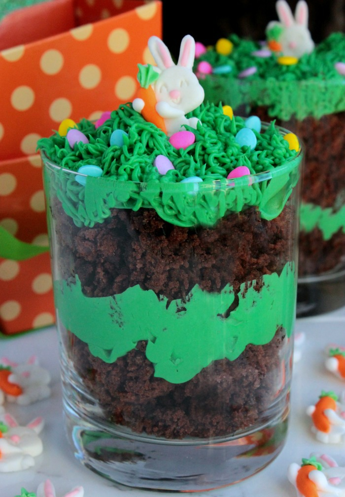 Bunny Brownie Trifles (10-1)