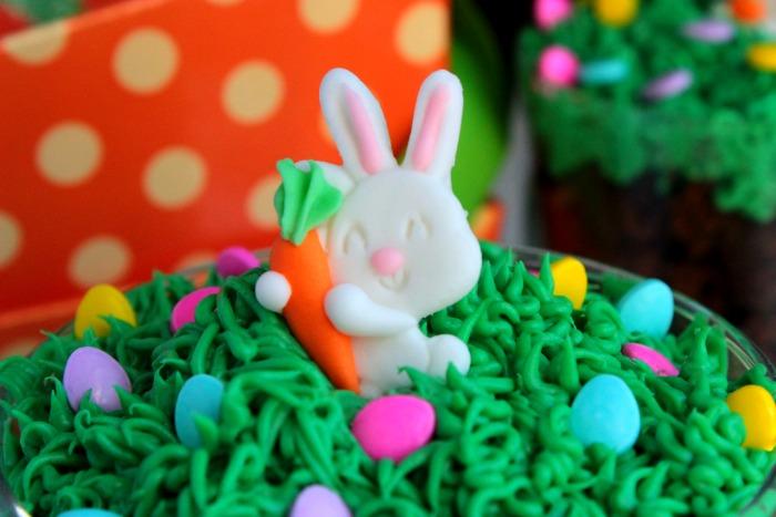 Bunny Brownie Trifles (11)