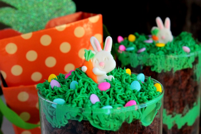 Bunny Brownie Trifles (9)