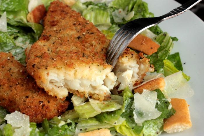 Cod Caesar Salad (17)