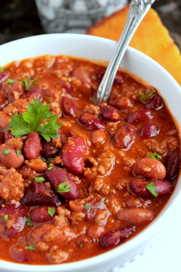 Thomas' Easy Chili Recipe (1)