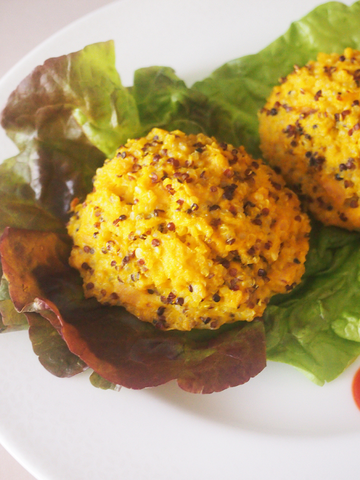 Healthy Baked Tuna Quinoa Cakes - Pies and Plots