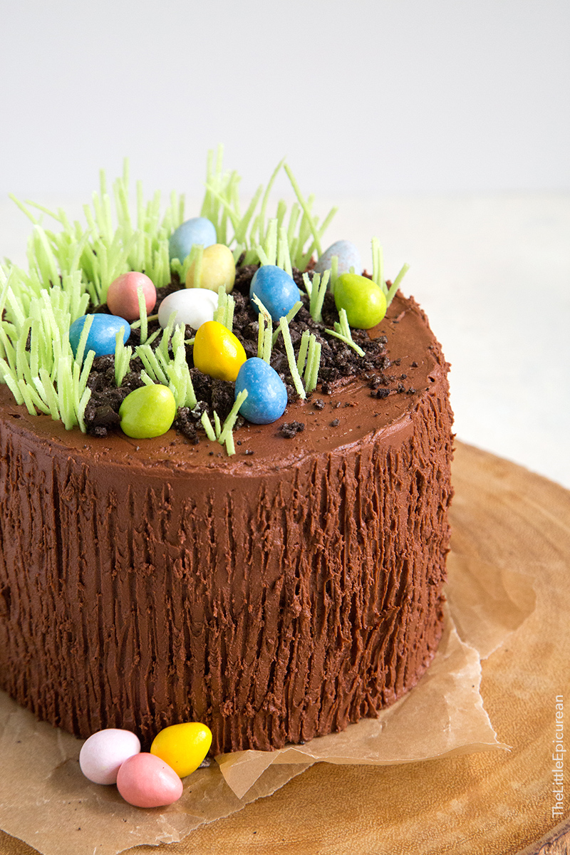 Easter Bunny Cake Recipe Pictures