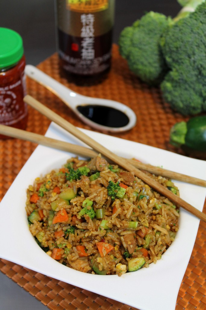 Chinese Fried Rice 1