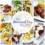 Over 25 Recipes Perfect for Memorial Day