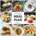 Meal Plan for April 18th – 24th