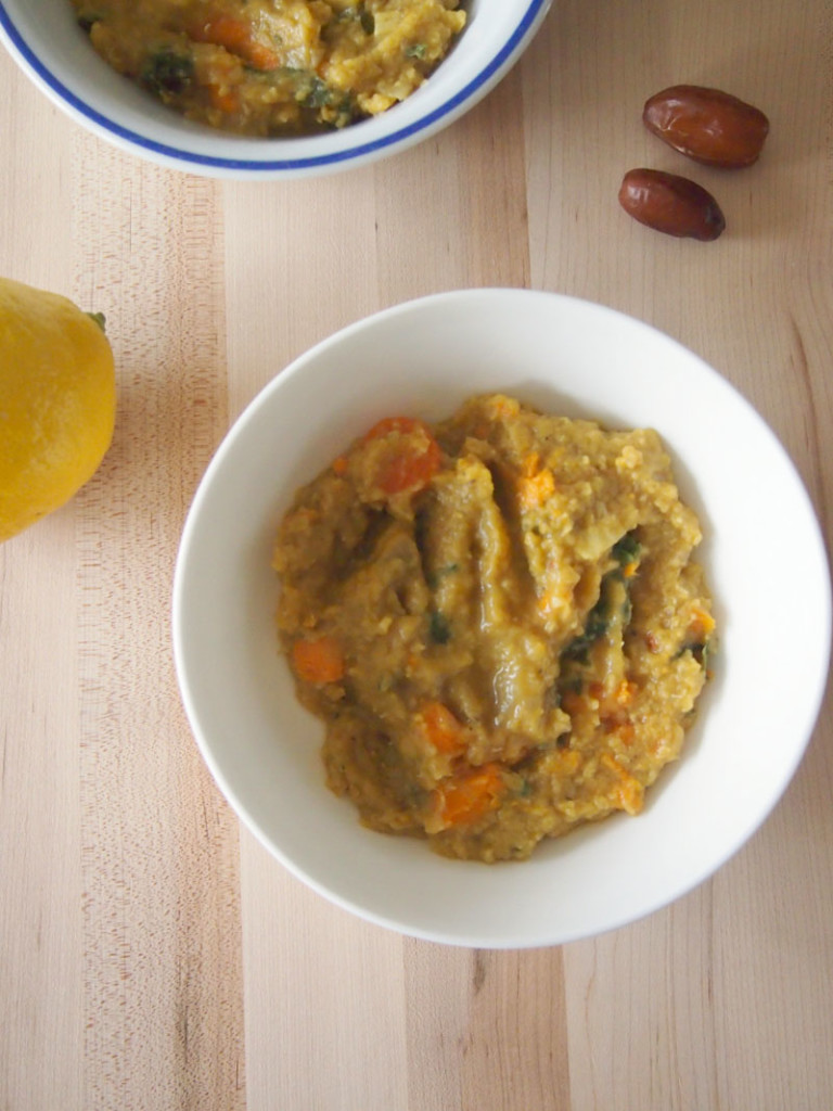 Moroccan Lentil Soup - Pies and Plots