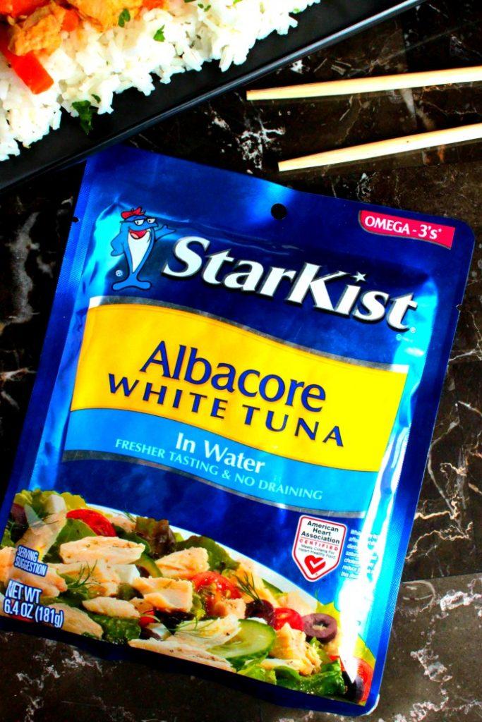 Albacore Tuna Stir Fry