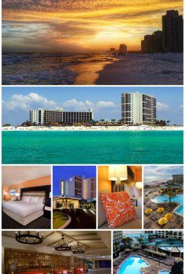 Hilton Collage