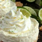 Mini No Bake Key Lime Pie Cheesecakes #12Bloggers