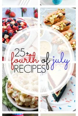 25+ 4th of July Recipes - Patriotic Recipes