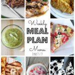 Weekly Mean Plan #16