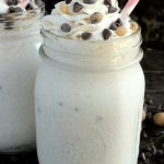 Cookie Dough Milkshakes