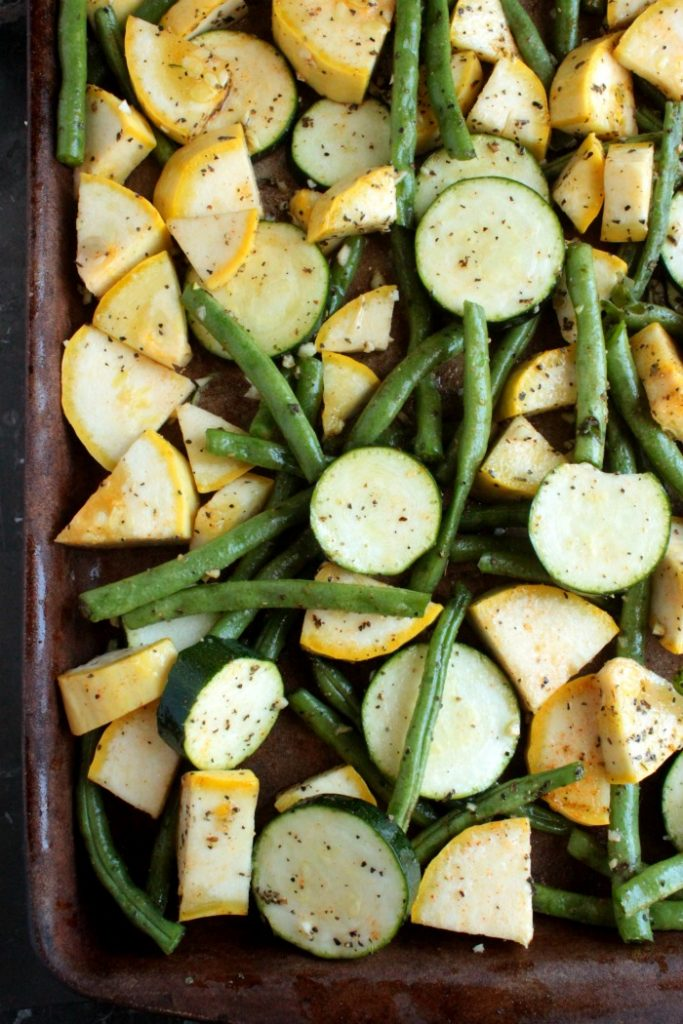 Summer Vegetable Sheet Pan Meal (2)