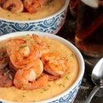 The Lazy Southern's Shrimp and Grits