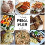 Meal Plan Ideas Week 20