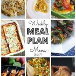 Weekly Meal Plan #23
