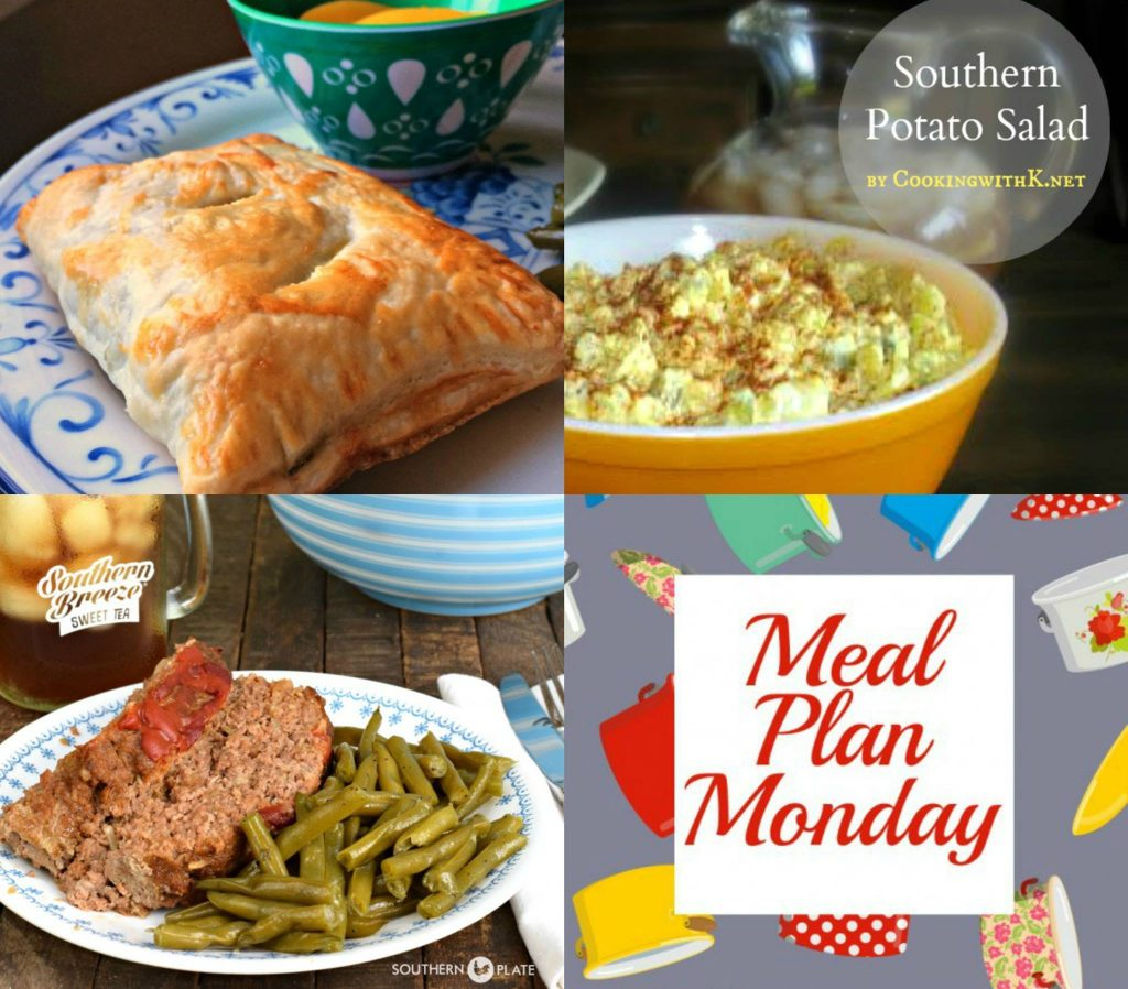Meal Plan Monday 23