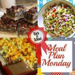 Meal Plan Monday #25