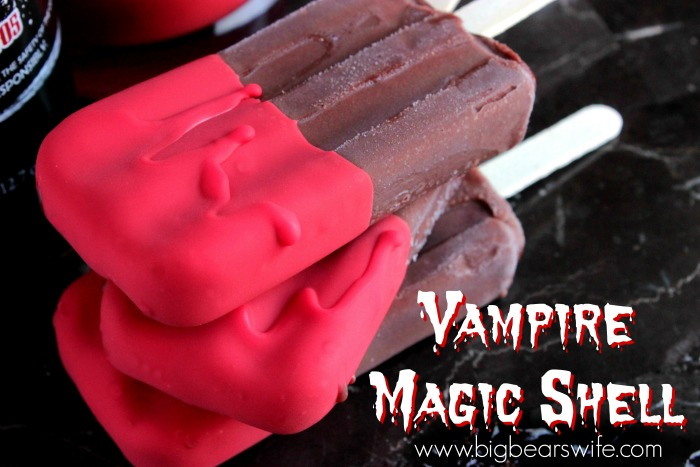 Bloody Magic Shell - Vampire Magic Shell (9)