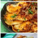 Loaded Potato Skillets