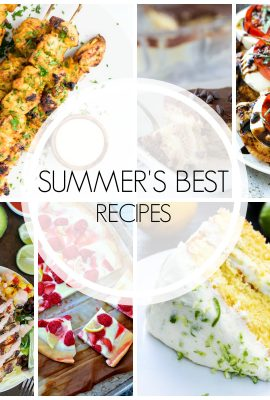 Summer's BEST Recipes