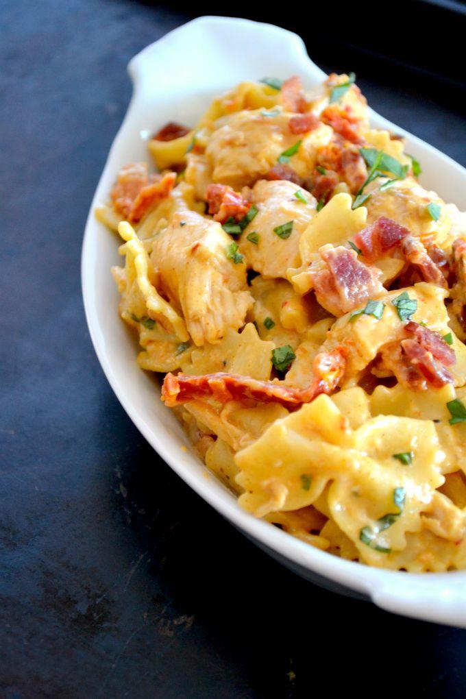 chicken-mozzarella-pasta-3
