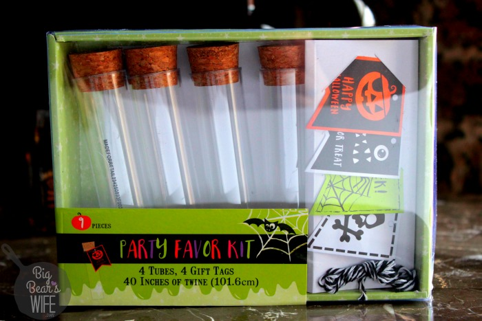 Mini Test Tubes from Target
