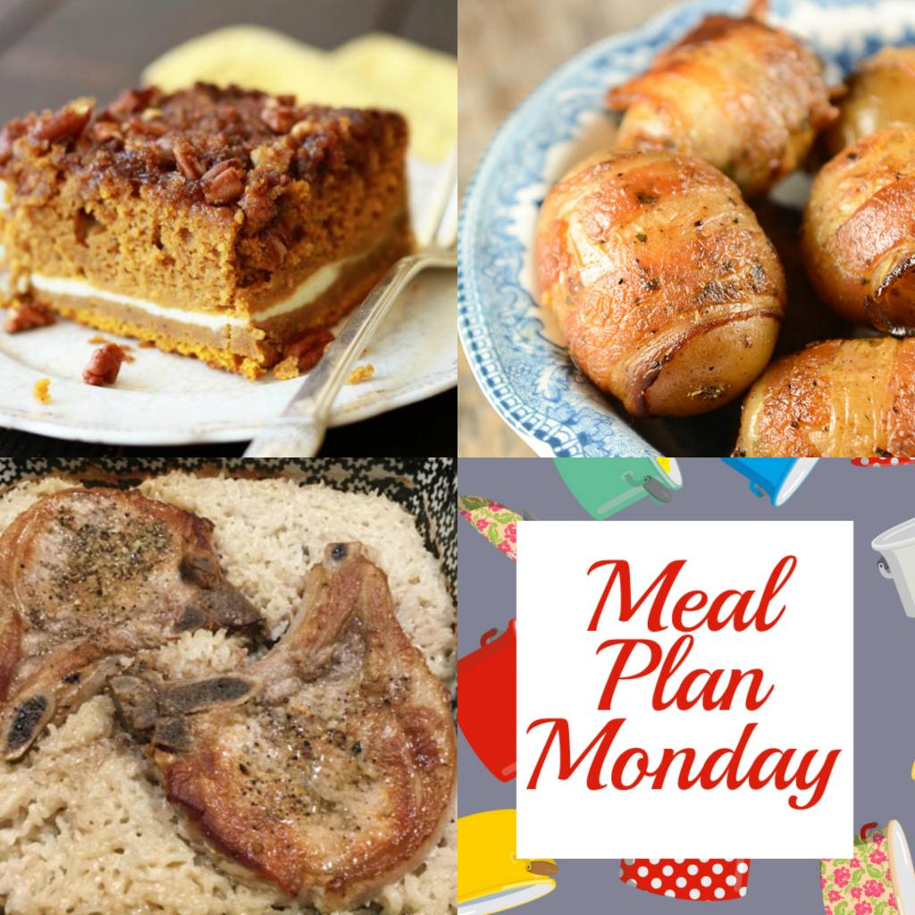 Meal Plan Monday #29