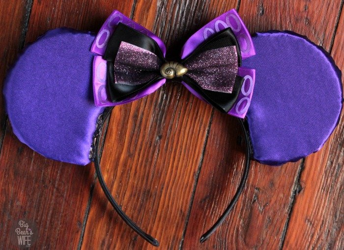 Ursula Mickey Mouse Ears