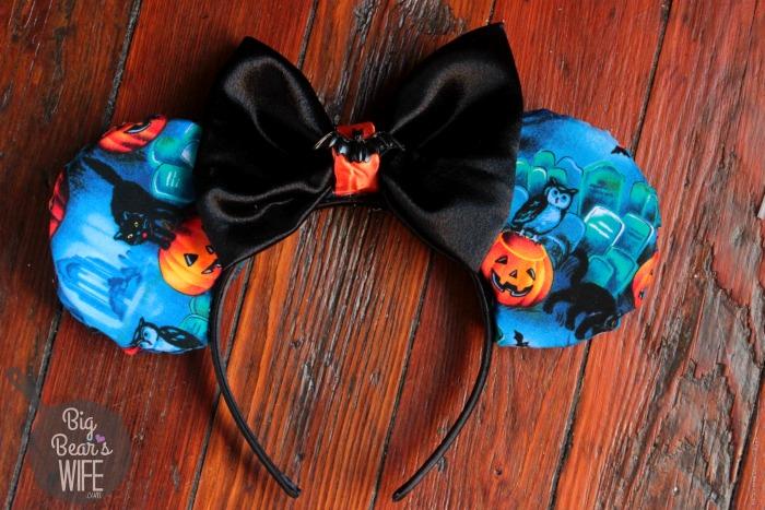 Halloween Mouse Ears
