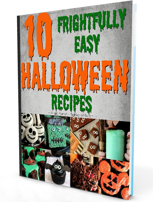10 Frightfully Easy Halloween Recipes E-book