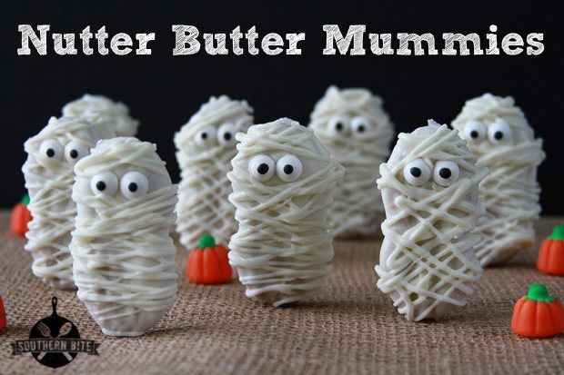 Nutter Butter Mummies - Pinterest