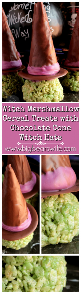 these-witch-marshmallow-cereal-treats-with-chocolate-cone-witch-hats