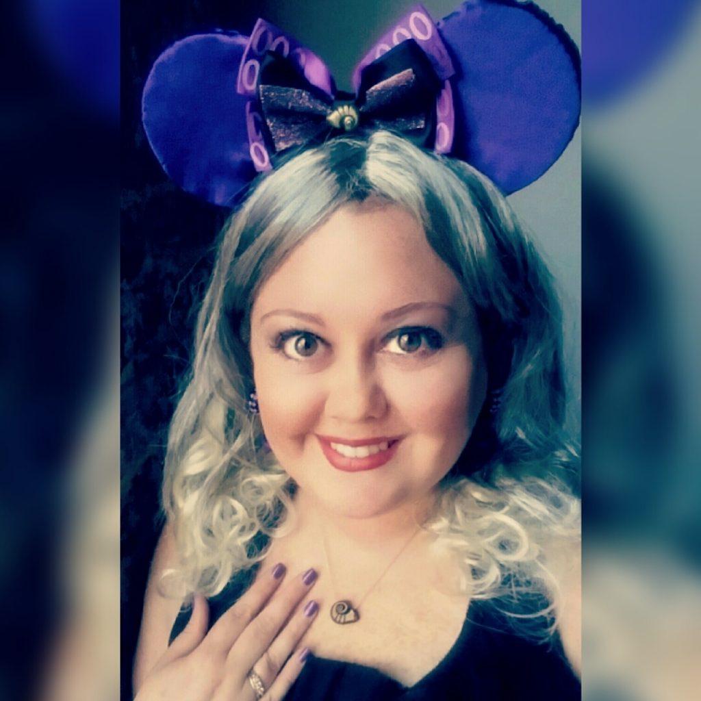 Ursula costume diy tutorial big bears wife ursula costume diy solutioingenieria Image collections