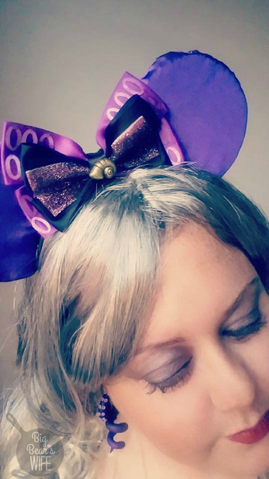 Ursula Costume DIY