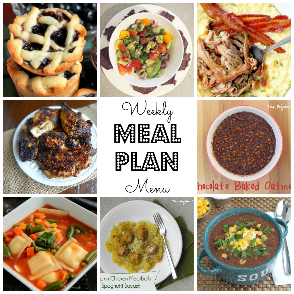 Weekly Meal Plan #34-square