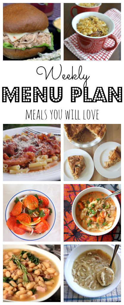 Weekly Meal Plan #35-pinterest