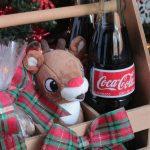 Rudolph Coke and Peanut Gift Box