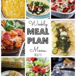 Meal Plan Menu #40