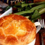 Jumbo Lump Crab Pot Pie : The Gourmet Kitchen