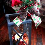 DIY Christmas Lantern Tutorial – How to Decorate a Christmas Lantern