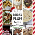 Meal Plan Week 42 – Christmas Edition!