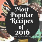 Top Recipes of 2016 – Most Popular Recipes of 2016