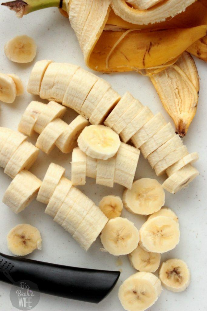 Caramel Banana Pudding Parfaits