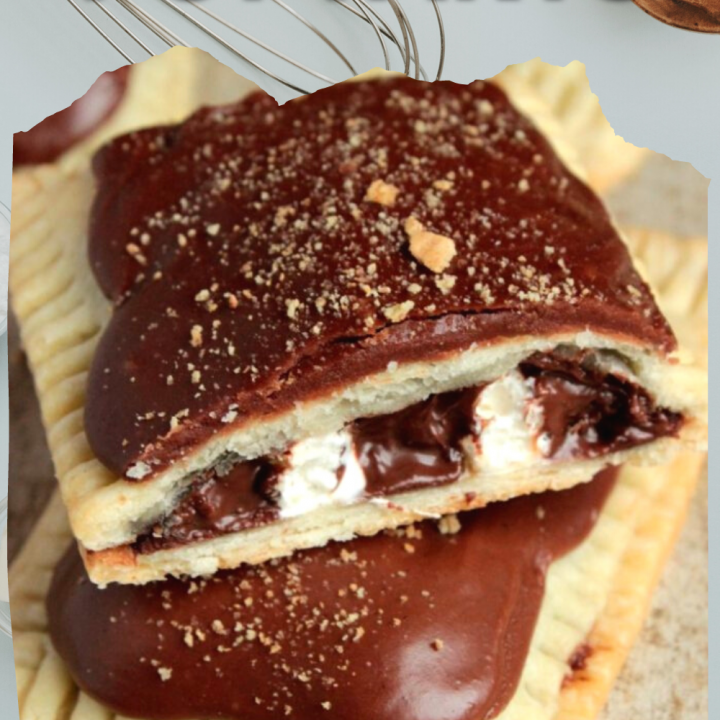 Love the S'more Poptarts that you buy at the store? If you love those, you're going to fall head over heels for theseHomemade S'mores Poptarts! Plus they have so much more filling than the store bought ones!